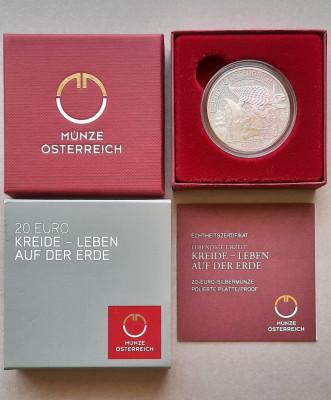 Moneda tematica de argint - 20 Euro 2014, Austria - Proof foto
