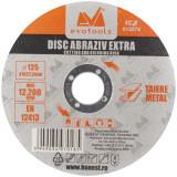 Cumpara ieftin Disc abraziv, Evotools, ETS, A60, Extra, D 125 mm, B 1 mm