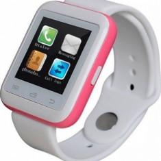 Smartwatch iUni U900i Plus, Bluetooth, LCD 1.44 Inch, Roz