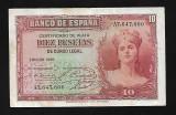 Spania    10    pesetas 1935- XF