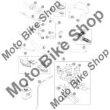 MBS Cablu acceleratie 2T.DOM/KEIH. KTM 250 EXC Europe 2013 #14, Cod Produs: 51502091100KT