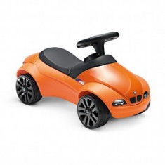 Masinuta fara pedale BMW Baby Racer III portocalie