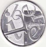 Moneda jubiliara FRANTA - 5 EURO 2013 - 7,30g Ag – Libertatea - aUNC, Europa, Argint