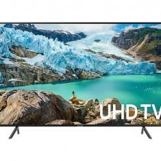 Televizor Samsung LED 55RU7102, 138 cm, Smart, Ultra HD, Slim, HDR10+, Wireless, Negru