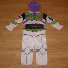 Costum carnaval serbare toy story aviator astronaut pentru copii de 2-3-4 ani, 2-3 ani, Din imagine