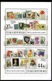 CEHIA 2018, 100 de ani - primele marci postale, serie neuzată, MNH