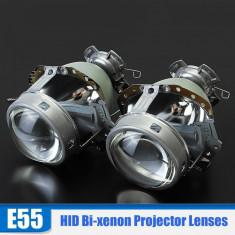 SET Lupe far compatibile AUDI BMW MERCEDES OPEL pentru bec D2S AL-140120-11