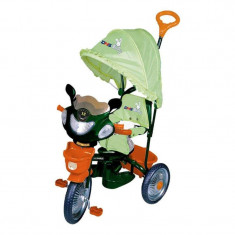 Tricicleta DHS JollyRide Verde