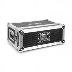 Beamz F1600, aparat de ceață în cutie de transport, 1600 W, 350 m³, DMX, master / slave
