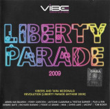 2 CD Liberty Parade 2009, originale