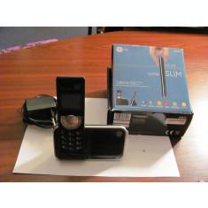 Telefon THOMSON Telecom GE 21873 Ultra Slim de interior fara fir baterie slaba