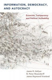 Transparency, Democracy, and Autocracy: Economic Transparency and Political (In)Stability