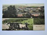 Carte Postala Militara, Germania 1912: Cazarma de Instructie Militara, Munsingen
