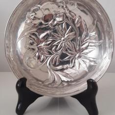 fructiera mica de argint 800