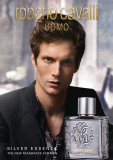 Roberto Cavalli Uomo Silver Essence EDT 60ml pentru Bărbați, 60 ml