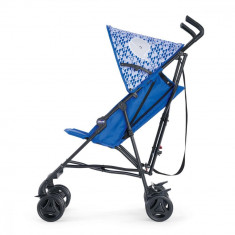 Carucior sport Chicco Snappy BlueWhales 6luni+