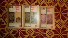 cicero - opere alese  3 volume /descriere!!! foto