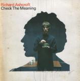 CD Richard Ashcroft – Check The Meaning, original, rock