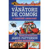 O aventura americana (vol.6 Vanatorii de comori), James Patterson, Chris Grabenstein
