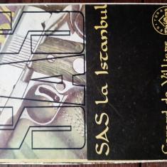 SAS la Instambul - Gerard de Villiers