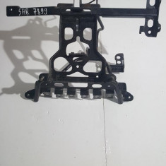 Cadru metalic bord, carena fata motocicleta