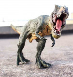 T Rex Verde Dinozaur - Figurina Papo