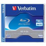 Mediu optic Verbatim BD-R 50GB 6x 1 bucata