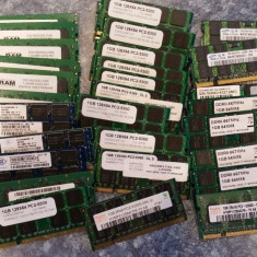 Memorie laptop 1GB DDR2 Sodimm 667 Mhz PC2 5200