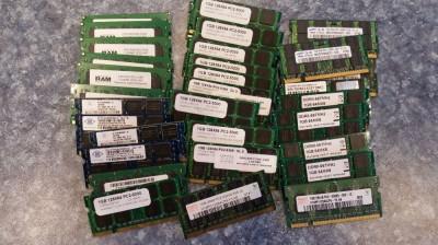 Memorie laptop 1GB DDR2 Sodimm 800 Mhz PC2 6400 foto