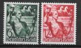 B0345 - Germania 1938 - Aniversari 2v.fara urma de sarniera,perfecta stare