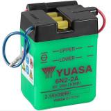 Yuasa baterie scuter maxiscuter 6N2-2A 70x47x96 6V 2Ah Suzuki