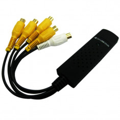 Placa de captura USB cu 4 canale