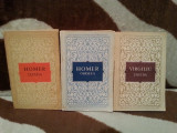 ILIADA/ODISEEA/ENEIDA-HOMER/VIRGILIU (3 VOL)