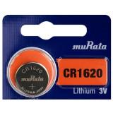 Baterie litiu CR1620 Murata 3V 1 Bucata /Set
