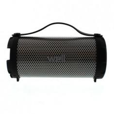 Boxa portabila cu Bluetooth si lumina RGB 20W Vibrant Well