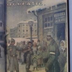 CAPITALA SUB OCUPATIA DUSMANULUI 1916 -1918 de CONST. BACALBASA , 1921