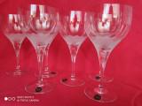 Set 6 pahare cristal Rosenthal Lotus, vin rosu