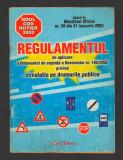C8226 REGULAMENTUL DE APLICARE A ORDONANTEI DE URGENTA 195/2002, CIRCULATIA PE