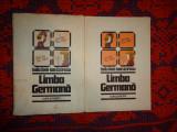 Limba germana curs practic 2 vol. -Emilia Savin ,Ioan Lazarescu an1983,880pagini
