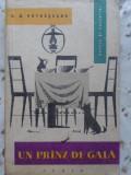 UN PRANZ DE GALA NUVELE SI POVESTIRI-D.D.D PATRASCANU