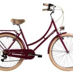 Bicicleta Dama DHS Citadinne 2634 (Roz)