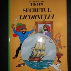 AVENTURILE LUI TINTIN. SECRETUL LICORNULUI (2005, editie cartonata)