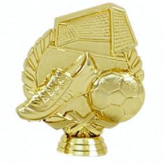 Figurina Fotbal plastic-marmura, 13 cm inaltime