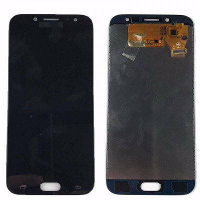 Display Samsung Galaxy J7 J730 din 2017 compatibil negru foto