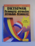 DICTIONAR FRANCEZ-ROMAN / ROMAN-FRANCEZ de SANDA MIHAESCU CIRSTEANU , IRINA ELIADE , 1994