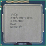 Procesor Intel Core i5-3570K 3.40GHz, 6MB Cache, Socket 1155