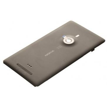 Capac baterie Nokia Lumia 925 Original Negru foto
