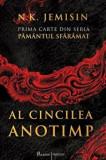 Al cincilea anotimp. Prima carte din seria Pamantul sfaramat/N.K. Jemisin
