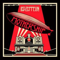 Led Zeppelin Mothership LP Boxset (4vinyl)