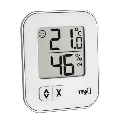 Termometru si higrometru de camera TFA 30.5026.02 Children SafetyCare foto